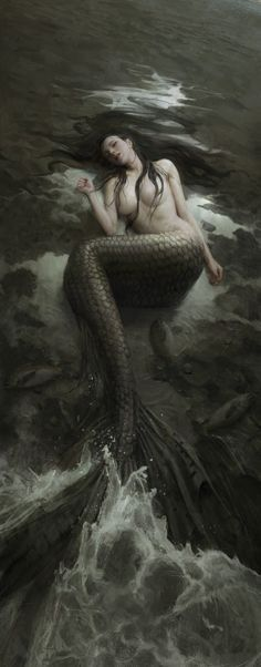 Mermaid by Sangsu Jeong