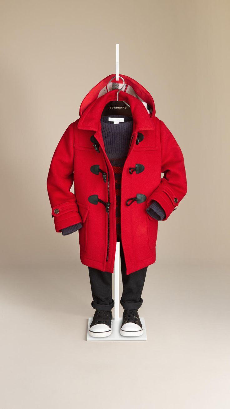 The 25  best Duffle coat enfant ideas on Pinterest | Manteau ...