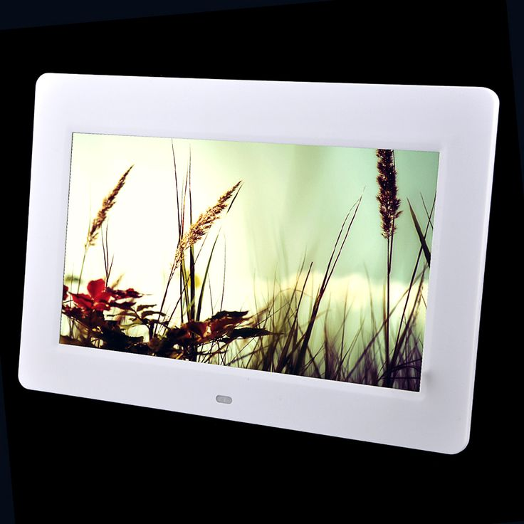 10.1 inch Digital Photo Frame HD TFT-LCD Full-view porta retrato electronic Alarm Clock Slideshow Calendar MP3 MP4 Movie Player. Price is only $83.50