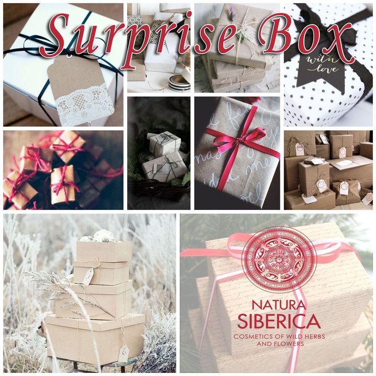 NATURA SIBERICA SURPRISE BOX Το επετειακό Box της NATURA SIBERICA  είναι ένα κουτί με το οποίο γιορτάζουμε την πρώτη μας χρονιά στην Ελλάδα. Πληροφορίες στο www.natura-siberica.gr    #naturasiberica #naturasibericagreece #organicskincare #organiccosmetics #biocosmetics #naturalcosmetics #καλλυντικά #ελλάδα #antiage #αντιγήρανση #βιολογικά #βιολογικακαλλυντικα #κυτταρίτιδα #καθαρισμόςπροσώπου #σαμπουάν #αφρόλουτρα #μάσκεςμαλλιών #μάσκεςπροσώπου #κρέμεςημέρας #κρέμεςνυκτός #κρέμες #eshop…