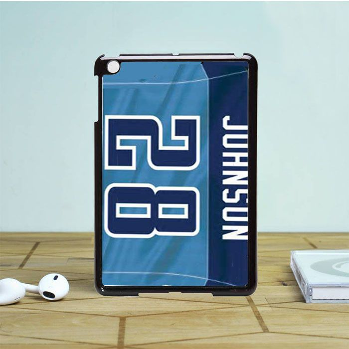 Chris Johnson jersey 28 iPad Mini 2 Case Dewantary
