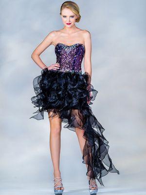 43 best Short Prom Dresses images on Pinterest | Short prom dresses ...