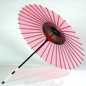 A wedding trend I'm loving is parasols.