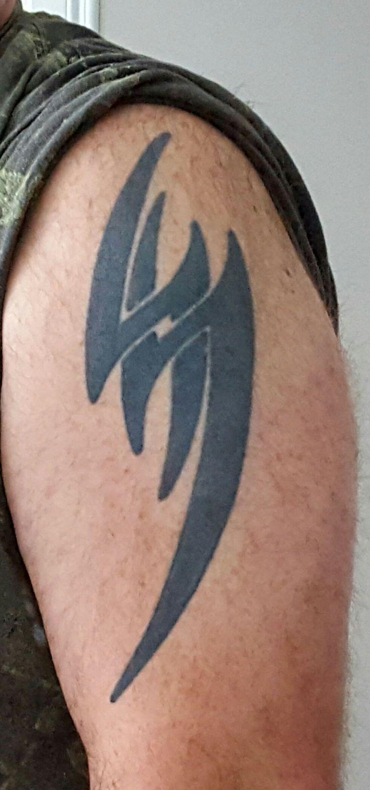 Jin Kazama tattoo **real tattoo**
