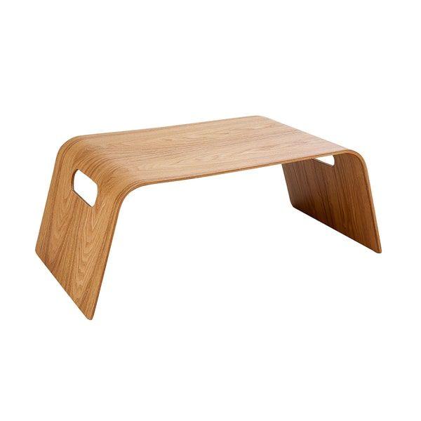 Copenhagen Natural Wood Bed Tray