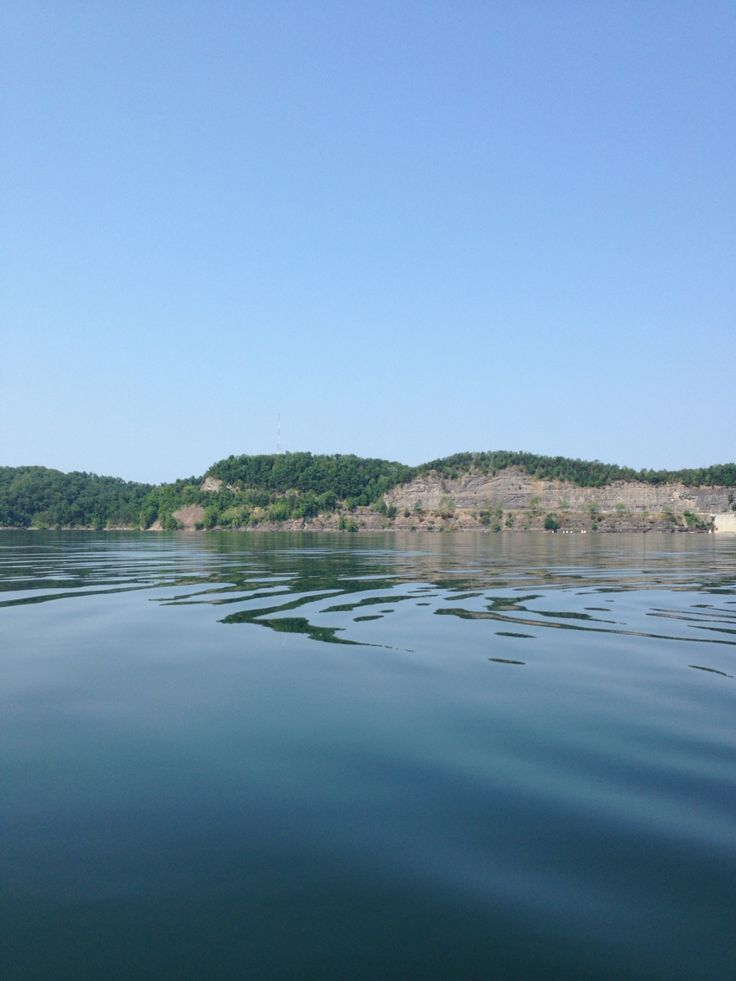 Lake Cumberland Baja Ohio RiverKentuckyLakesPondsRivers 218