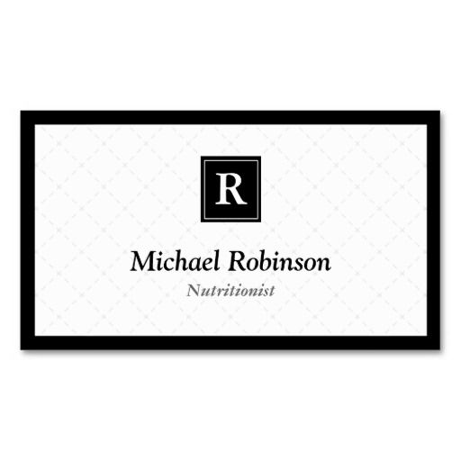 286 best Nutritionist Business Cards images on Pinterest Black - club membership card template