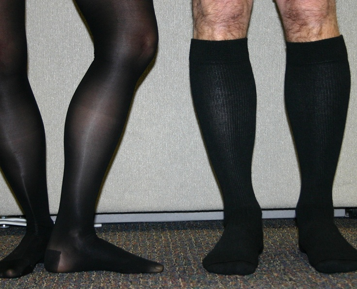 Men and women having fun in our Jobst compression stockings.