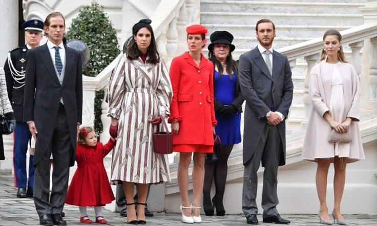 Pierre and Beatrice's new addition joins Charlotte and Andrea's children as the youngest Monaco royals.  Photo: Getty Images
