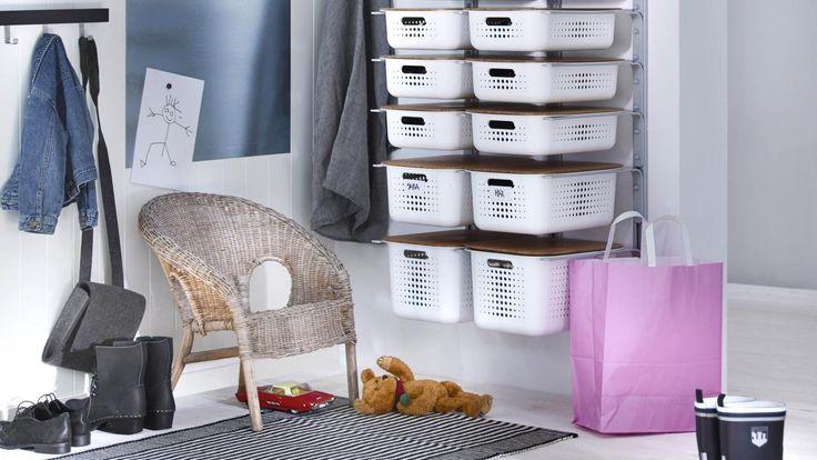New SmartStore Basket set for Orthex | Pentagon Design