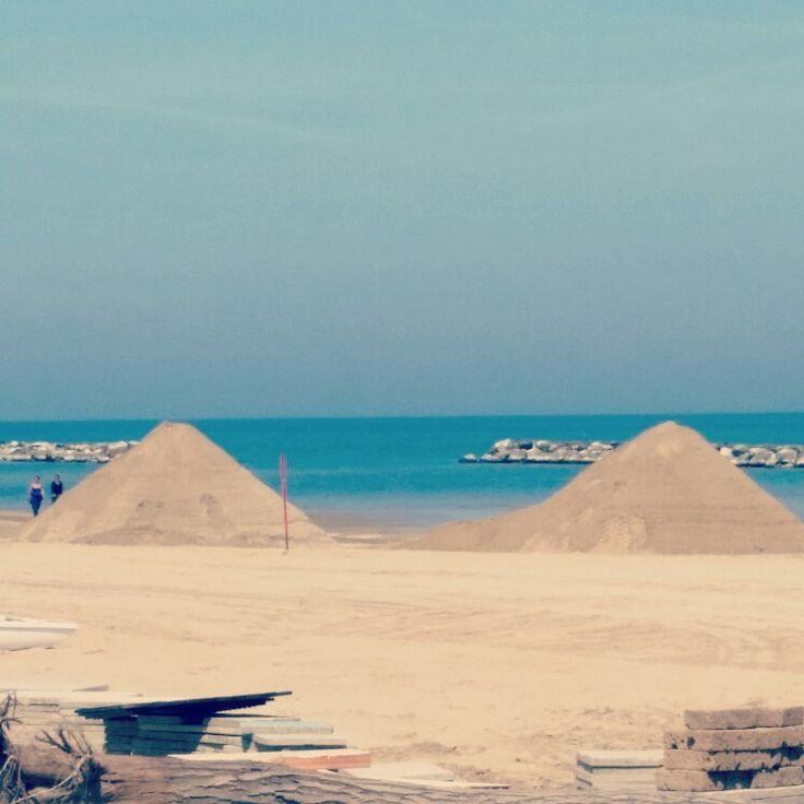 Piramidi fanesi italy