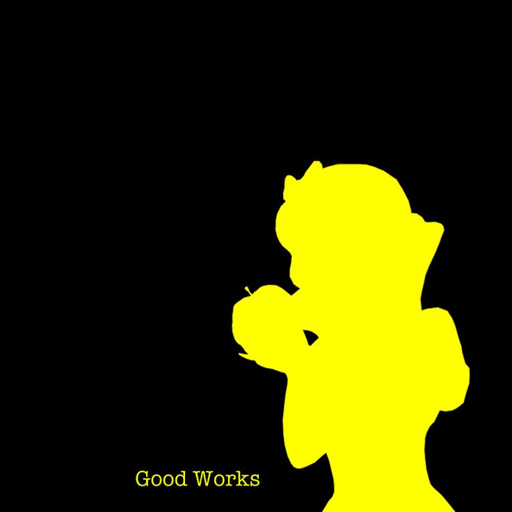 YW Theme-Good Works (snow white and the seven dwarves)  Buenas Obras Blanca Nieves