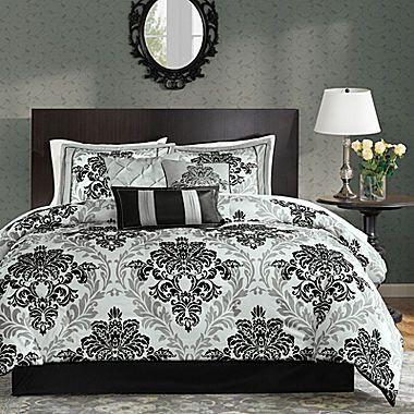 jcp | Madison Park Larissa 7-pc. Damask Comforter Set