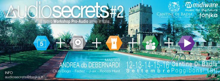Audiosecrets#2