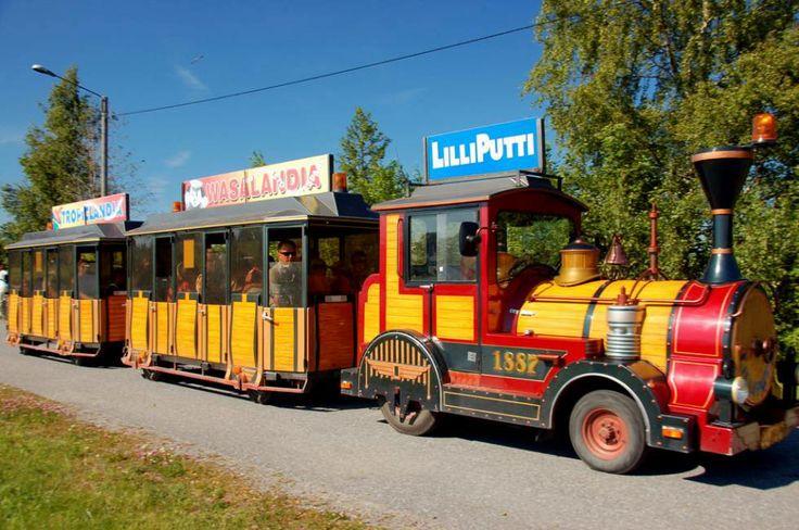 Lilliputti. Vaasa, Finland.