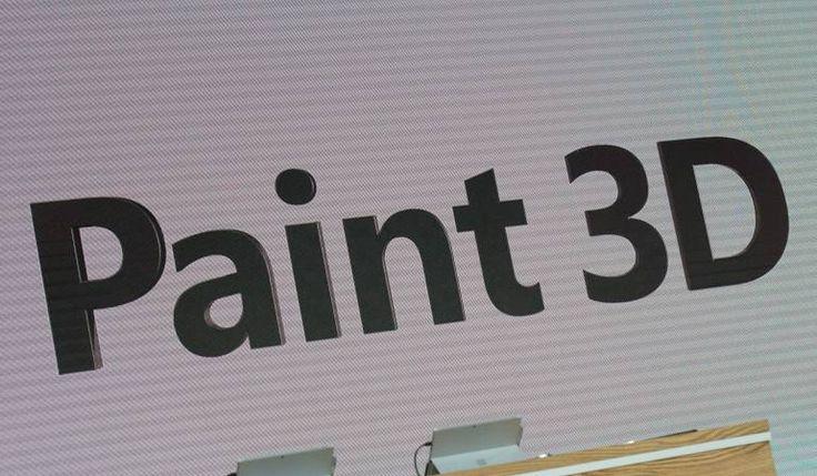 #Paint 1985-2017. Después de 32 años, Microsoft anuncia el fin de el clásico programa de edición gráfica. Pero llegará #Paint3D. https://goo.gl/hiqZ8G