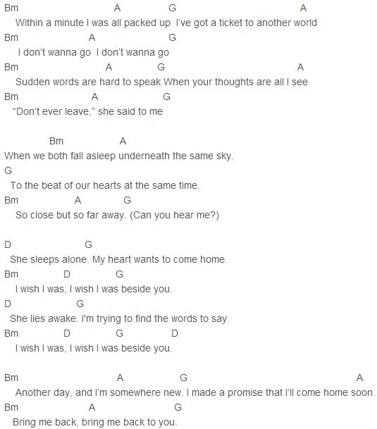 5 Seconds of Summer Beside You Chords : 5 Seconds Of Summer : Pinterest : Summer, 5 seconds of ...