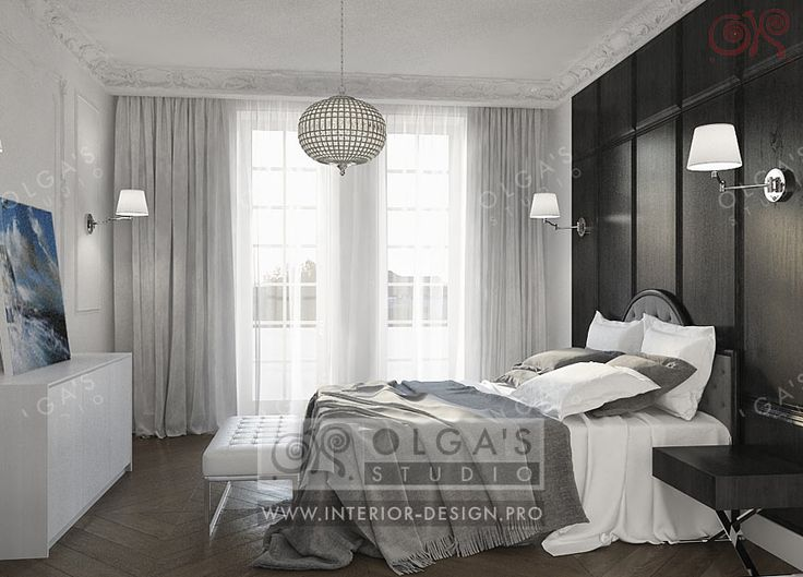 Modern Design of a 15 sq.m. Bedroom  http://interior-design.pro/en/blog/modern-design-of-a-15-sq-m-bedroom.php