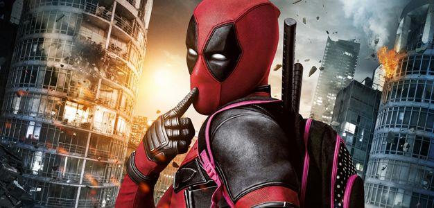 A lacração sem limites do novo filme da Marvel Comics em parceria com a Fox Films - Deadpool