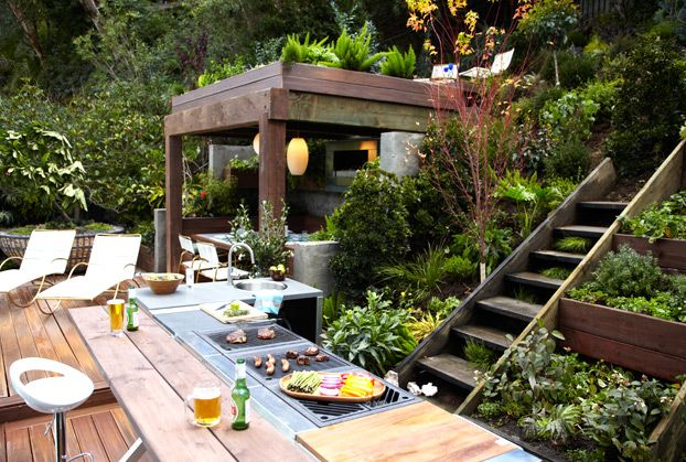 THE OUTDOOR ROOM | The Home Magazine