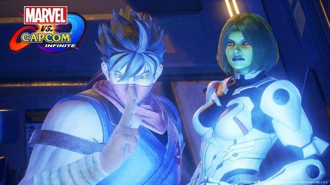 Chris Redfield Gamora y otros tantos protagonizan los seis vídeo tutoriales nuevos de Marvel vs. Capcom: Infinite
