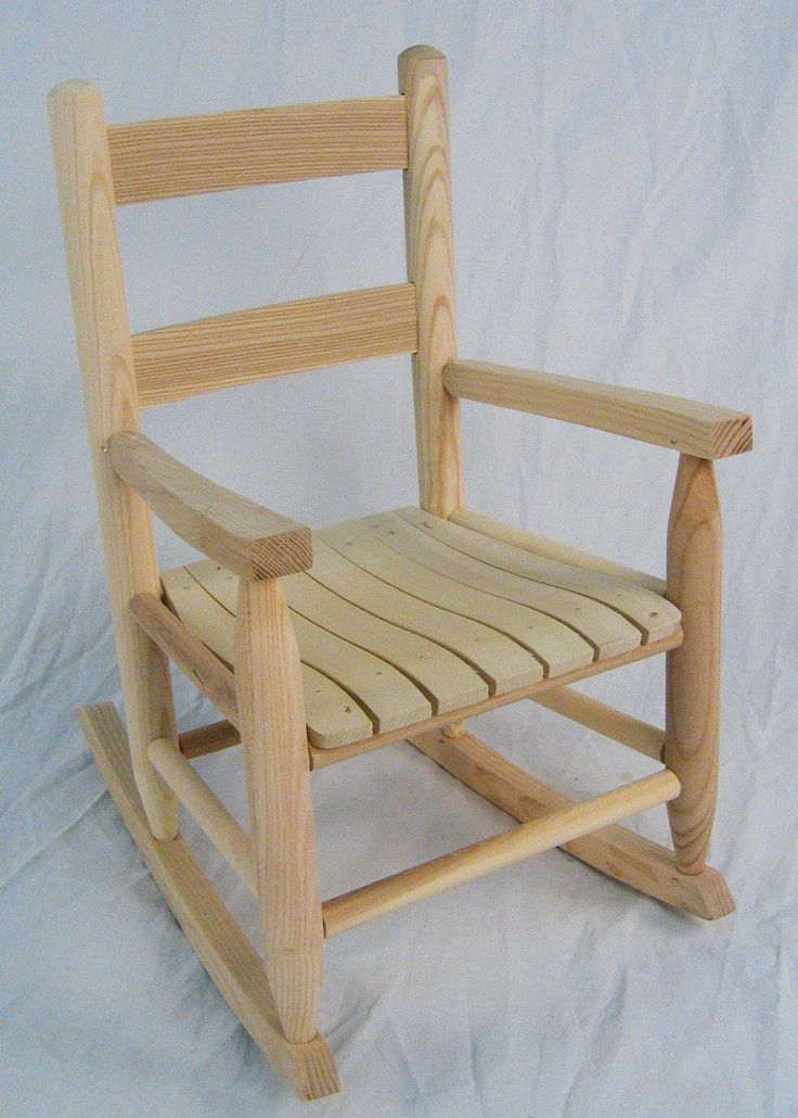 Childs Rocking Chair  Rocking chairs, Ash and Chairs