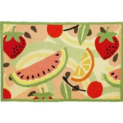 Lovely Watermelon Rug