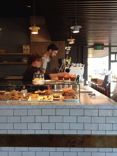[Top Paddock Cafe - Richmond, Melbourne]