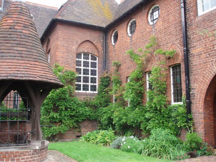 Red House, William Morris.
