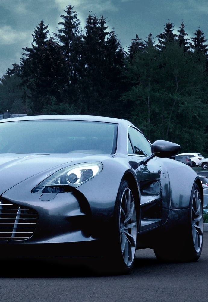 Aston Martin One-77 #SportCars #AstonMartinVanquish