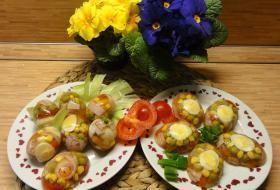 Jak připravit velikonoční aspik   recept