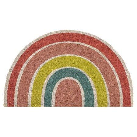 Oh Joy! Rainbow Doormat : Target