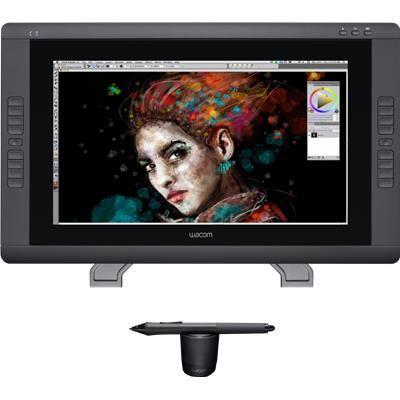"Wacom Cintiq 22HD Pen and Touch 21.5"" Display"