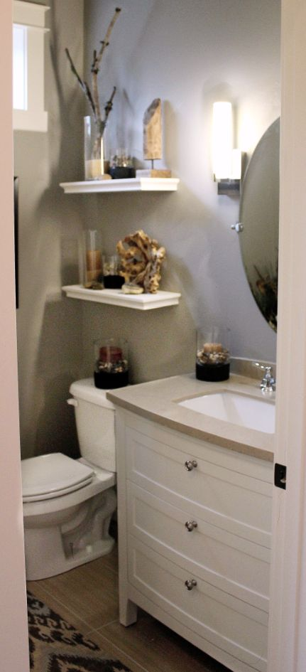 Modern Coastal Bathroom My Design Work Pinterest