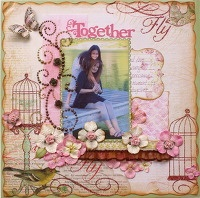 A Project by Gabrielle Pollacco from our Scrapbooking Gallery originally submitted 10/02/10 at 12:47 PM