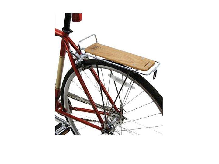 Wald #215 Bicycle Rear Rack Woody