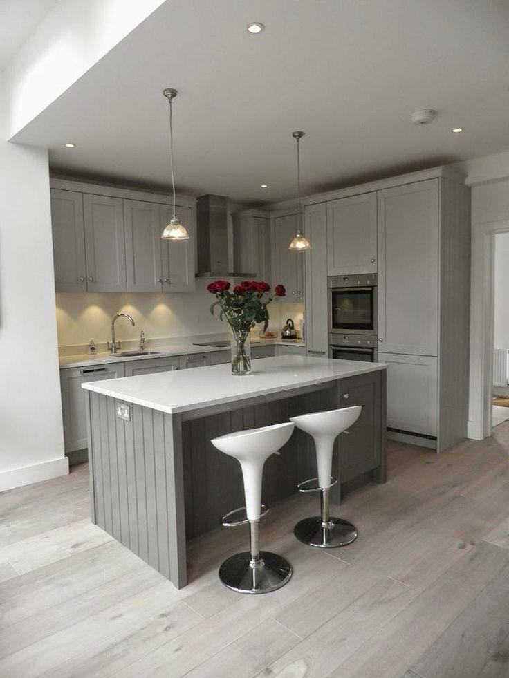 Best 25 Grey kitchen floor ideas on Pinterest  Grey tile