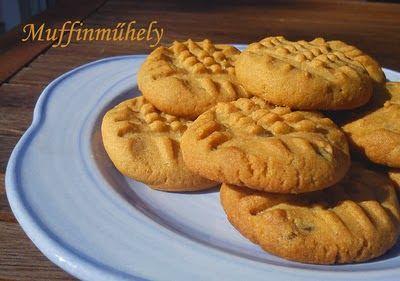 Keksz Blog: Mogyoróvajas cookie