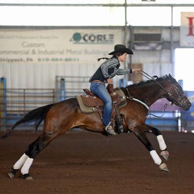 Riders Page Kerri Fraizer