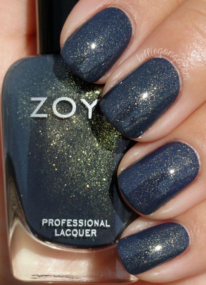 Zoya - Yuna // kelliegonzo.com   Nail polish wishlist ...