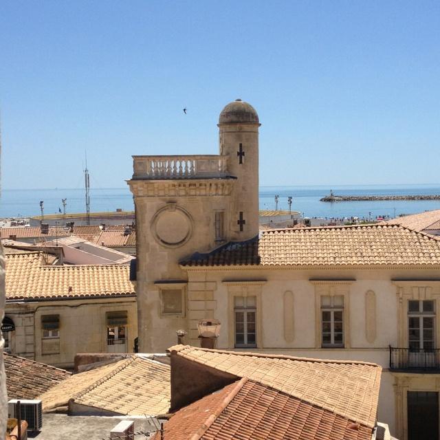 Saintes Marie de la Mer, Camargue, France