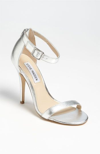 Style only - the reviews for these aren't great. $80. Steve Madden 'Realove' Pump available at #Nordstrom