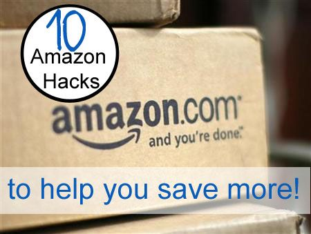 Top 10 Amazon Hacks  to Help You Save More Money! howdoesshe.com