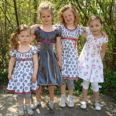 Free pattern elodie dress
