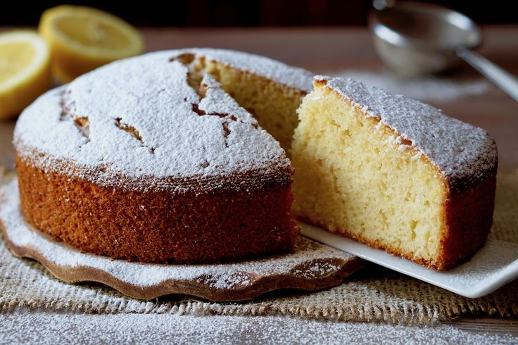 Torta+Soffice+al+Limone