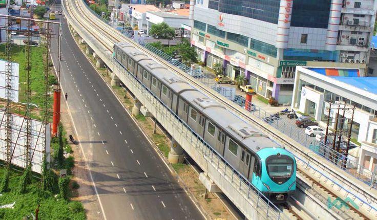 Kochi To Launch A Dedicated Kochi Metro Police Station Soon #RailAnalysis #News #Rail