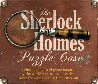 Sherlock Holmes Puzzle Case - Tim Dedopulos