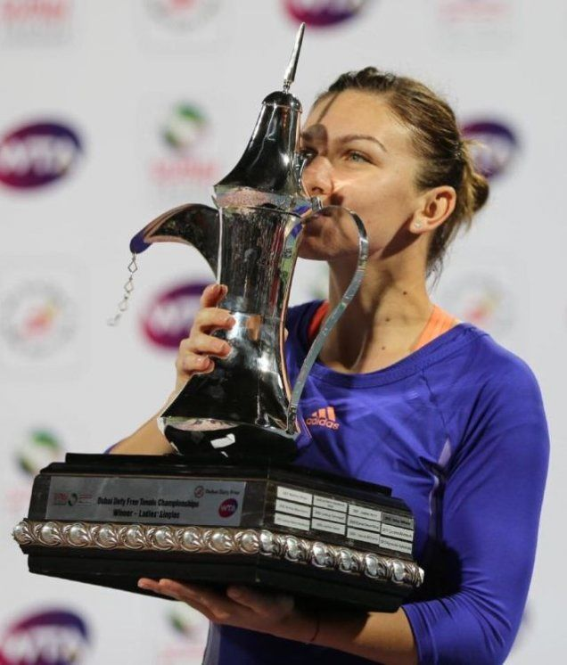 Kitch sau apreciere? Gestul făcut pentru Simona Halep care a stârnit controverse nebănuite | Sport | Spynews.RO