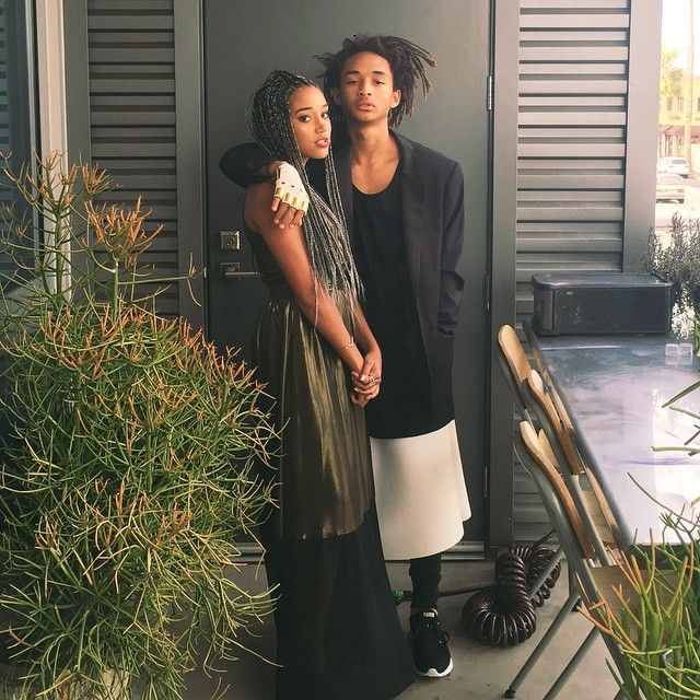 Jaden Smith Went To Prom with Amandla Stenberg, Wore Another Dress #Afropunk