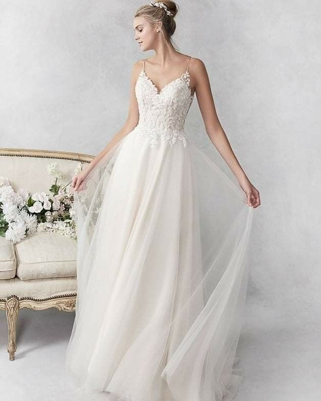 Find Your Perfect Kennethwinston Weddingdresses In Tallahassee